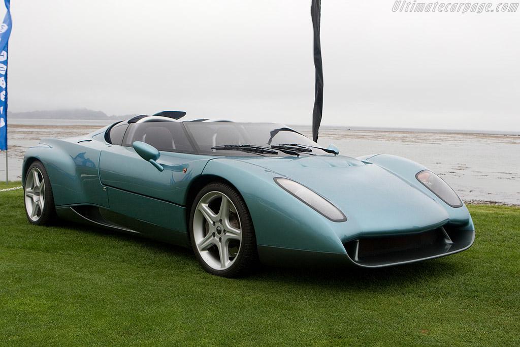 Lamborghini Zagato Raptor    - 2008 Pebble Beach Concours d'Elegance