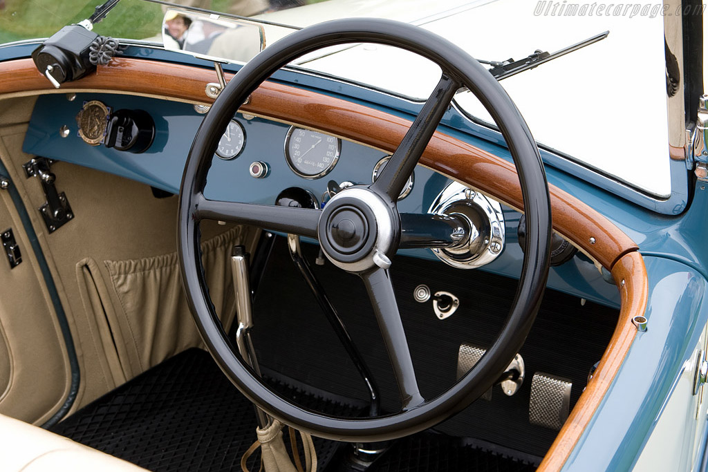 Lancia Astura Castagna Torpedo    - 2008 Pebble Beach Concours d'Elegance