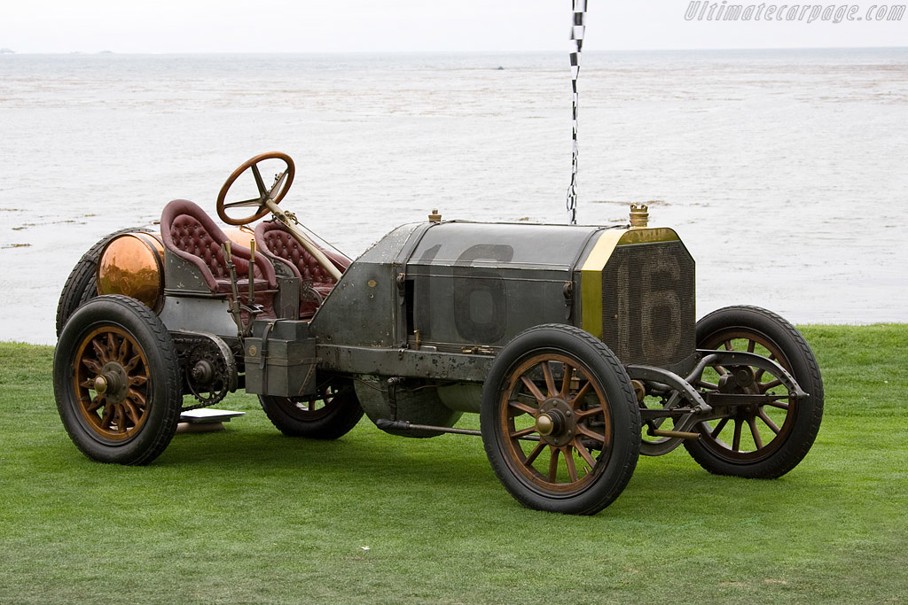 Locomobile 'Old 16'    - 2008 Pebble Beach Concours d'Elegance