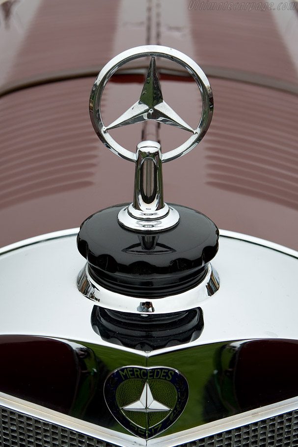 Mercedes Benz SSK Barker Roadster    - 2008 Pebble Beach Concours d'Elegance