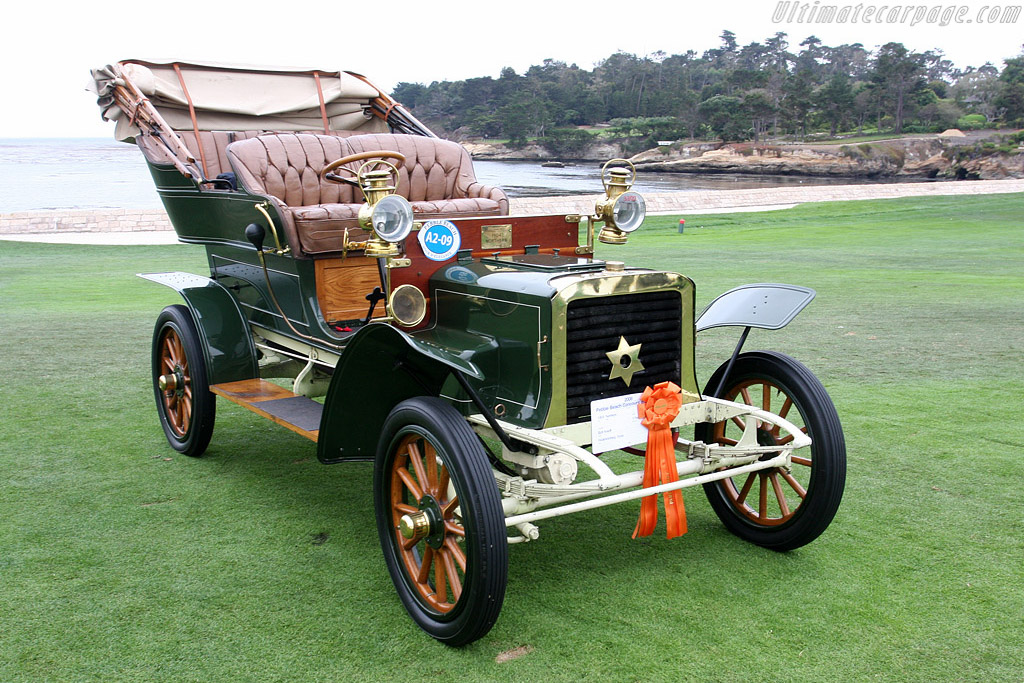 Northern 5 Passenger Touring    - 2008 Pebble Beach Concours d'Elegance