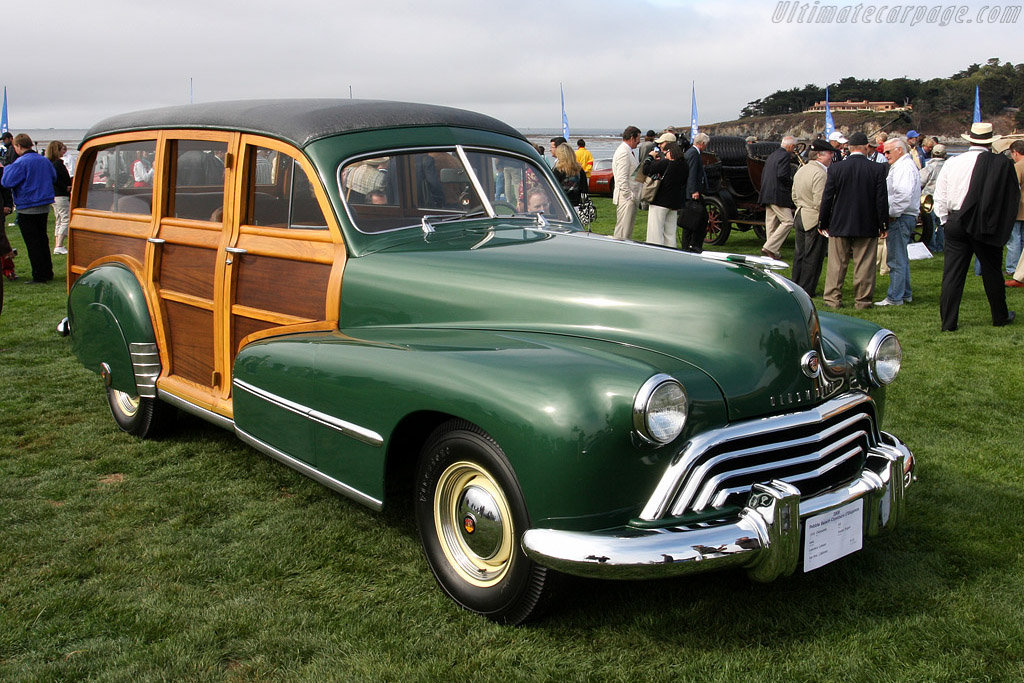 Oldsmobile 68 Ionia Station Wagon    - 2008 Pebble Beach Concours d'Elegance