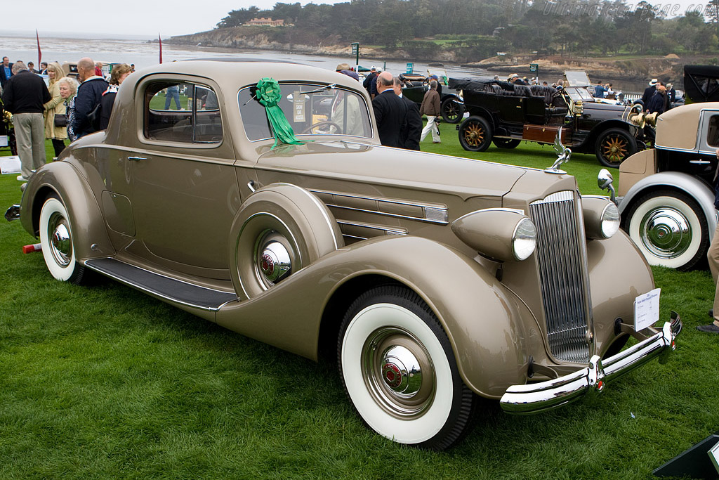 Packard 1507 Coupe    - 2008 Pebble Beach Concours d'Elegance