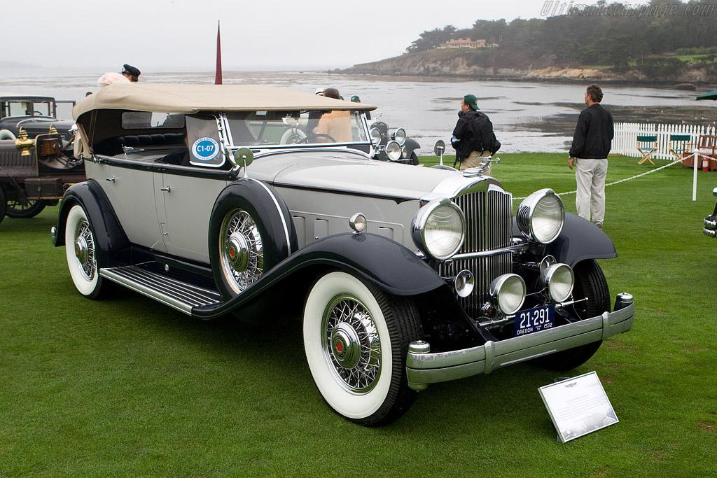 Packard 903 Sport Phaeton    - 2008 Pebble Beach Concours d'Elegance