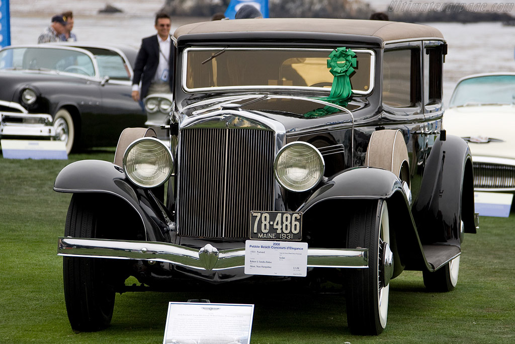 Packard Twin-Six Front Wheel Drive Prototype    - 2008 Pebble Beach Concours d'Elegance