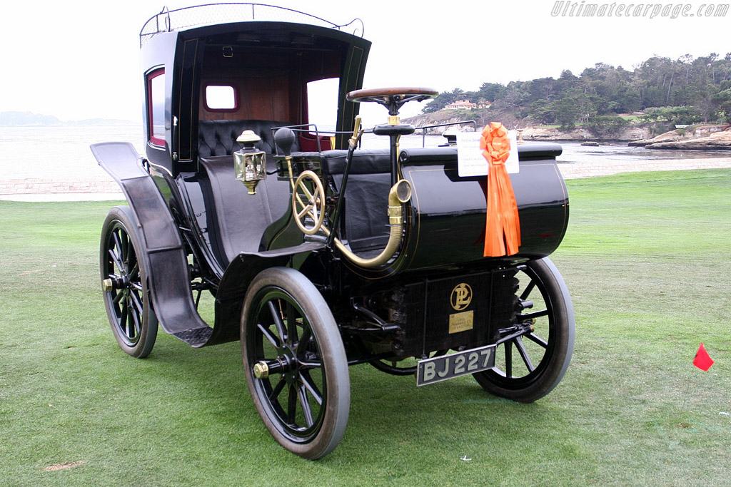 Panhard 10hp Cab    - 2008 Pebble Beach Concours d'Elegance