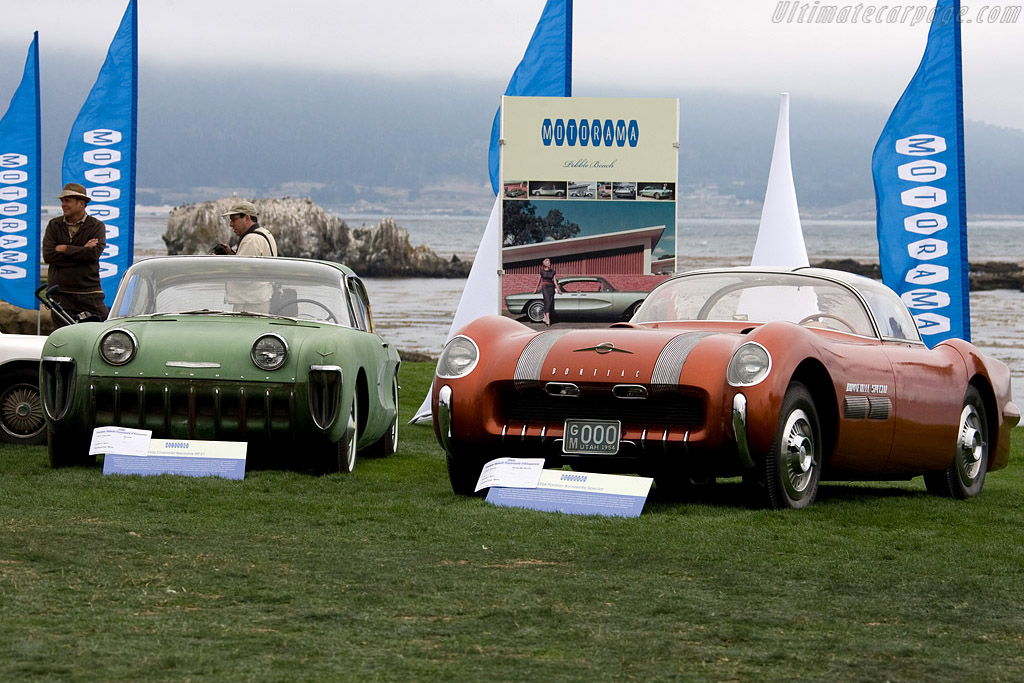 Pontiac Bonneville    - 2008 Pebble Beach Concours d'Elegance