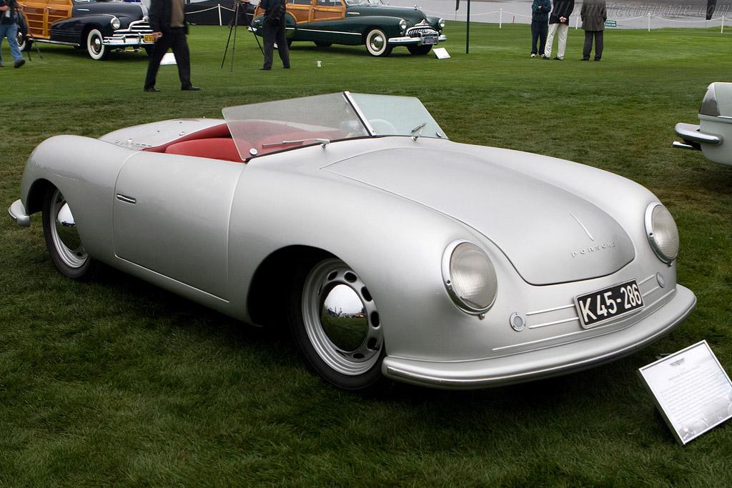 Porsche 356 Prototype 2008 Pebble Beach Concours D Elegance