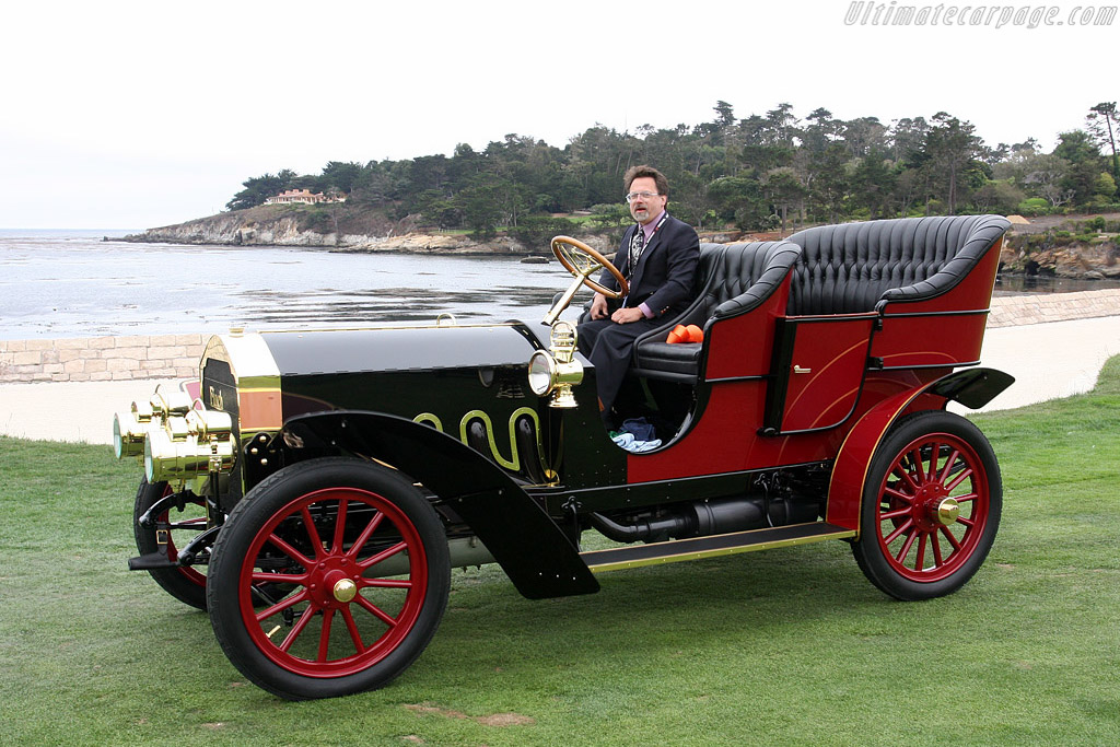 Pungs Finch-Finch Limited Touring    - 2008 Pebble Beach Concours d'Elegance