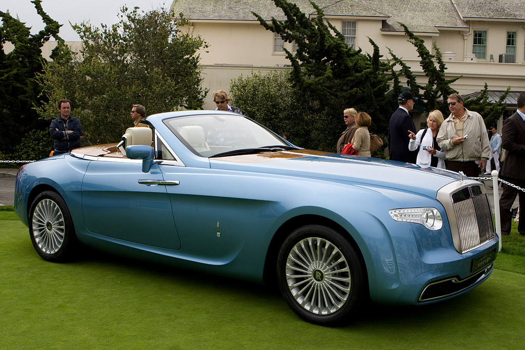 Rolls-Royce Hyperion Pininfarina    - 2008 Pebble Beach Concours d'Elegance