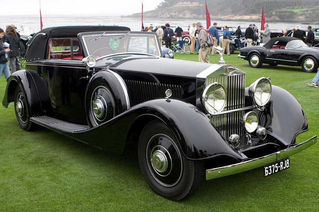 Rolls-Royce Phantom II Continental Binder Cabriolet    - 2008 Pebble Beach Concours d'Elegance