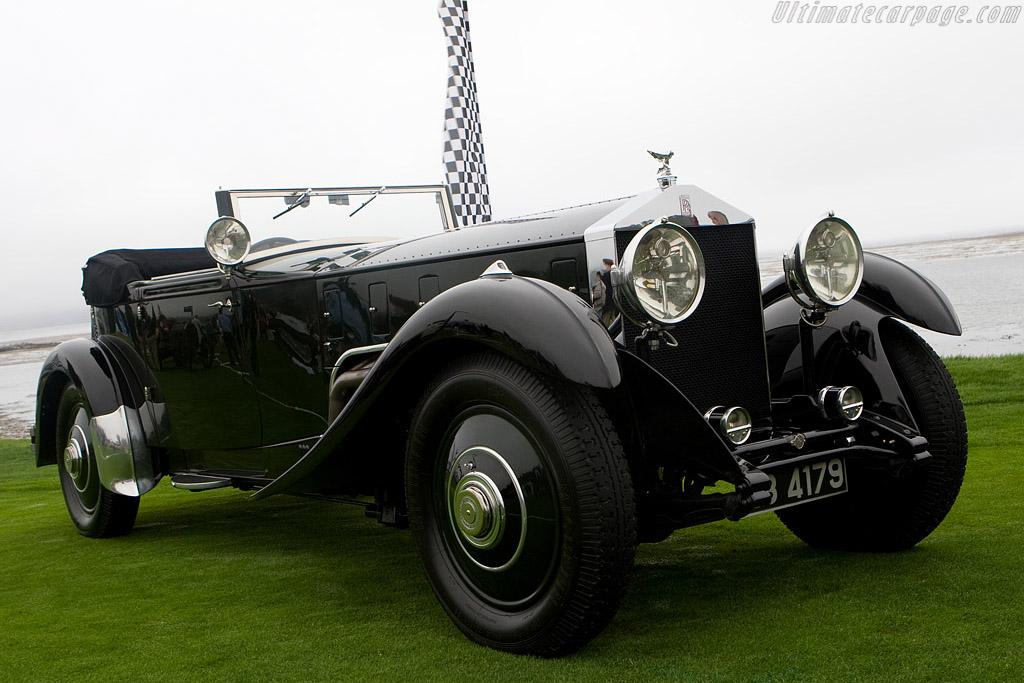 Rolls-Royce Phantom II Wilkinsons Drop Head Coupe    - 2008 Pebble Beach Concours d'Elegance