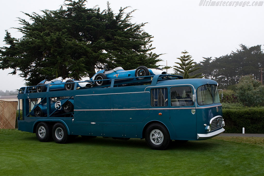 Scarab Transporter    - 2008 Pebble Beach Concours d'Elegance