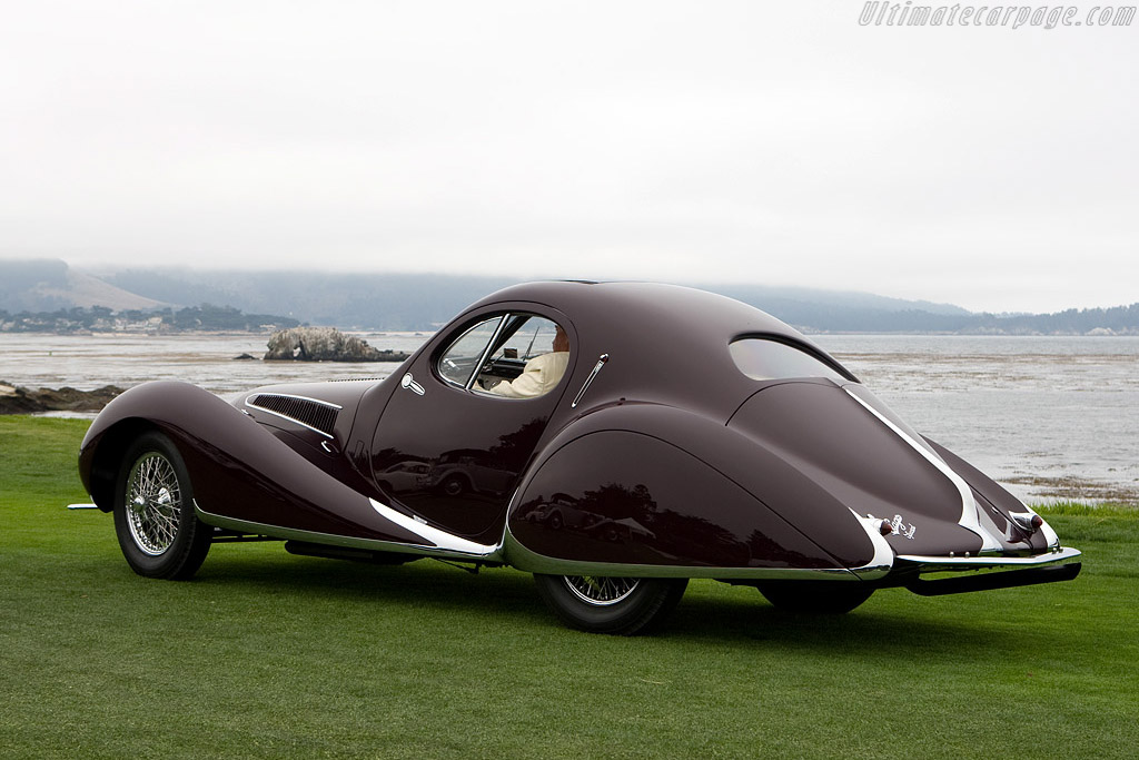 Talbot Lago T150 CSS Figoni & Falaschi Coupe - Chassis: 90106   - 2008 Pebble Beach Concours d'Elegance