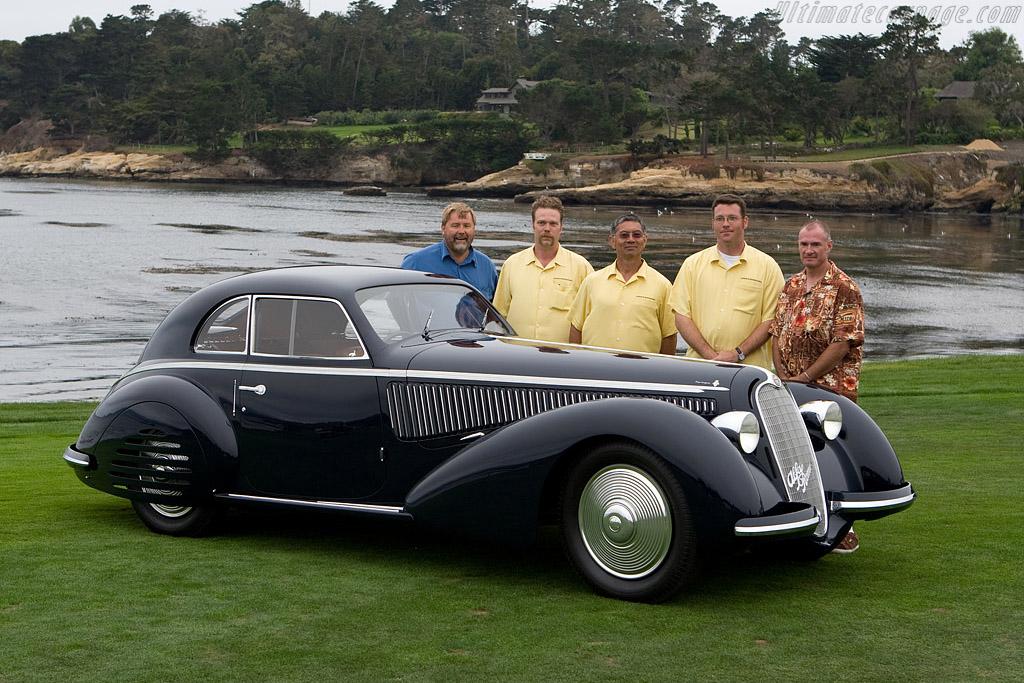 Pebble Beach Car Show >> The Dennison Crew - 2008 Pebble Beach Concours d'Elegance