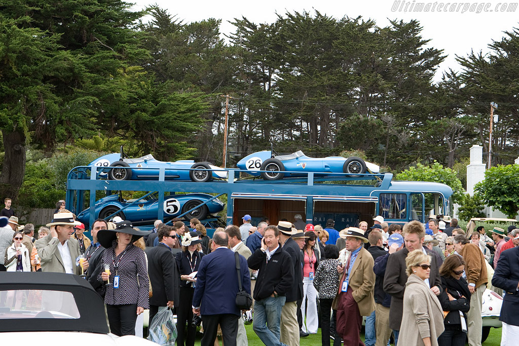 Welcome to Pebble Beach    - 2008 Pebble Beach Concours d'Elegance