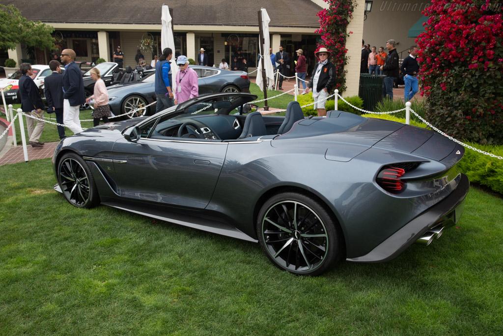 Aston Martin Vanquish Zagato Volante    - 2017 Pebble Beach Concours d'Elegance