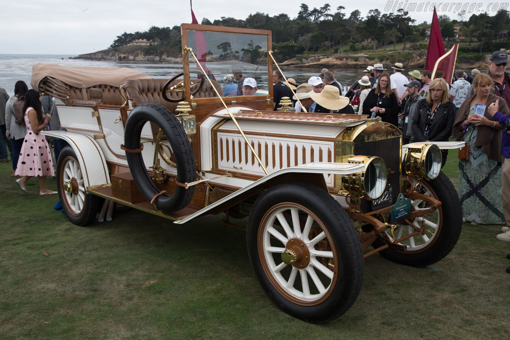 Austin Model 60 Touring  - Entrant: Mary & Ted Stahl  - 2017 Pebble Beach Concours d'Elegance