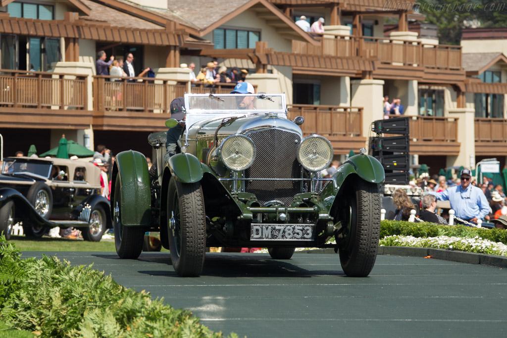 Bentley 8 Litre Vanden Plas Tourer - Chassis: YX5119 - Entrant: Axel Schuette  - 2017 Pebble Beach Concours d'Elegance