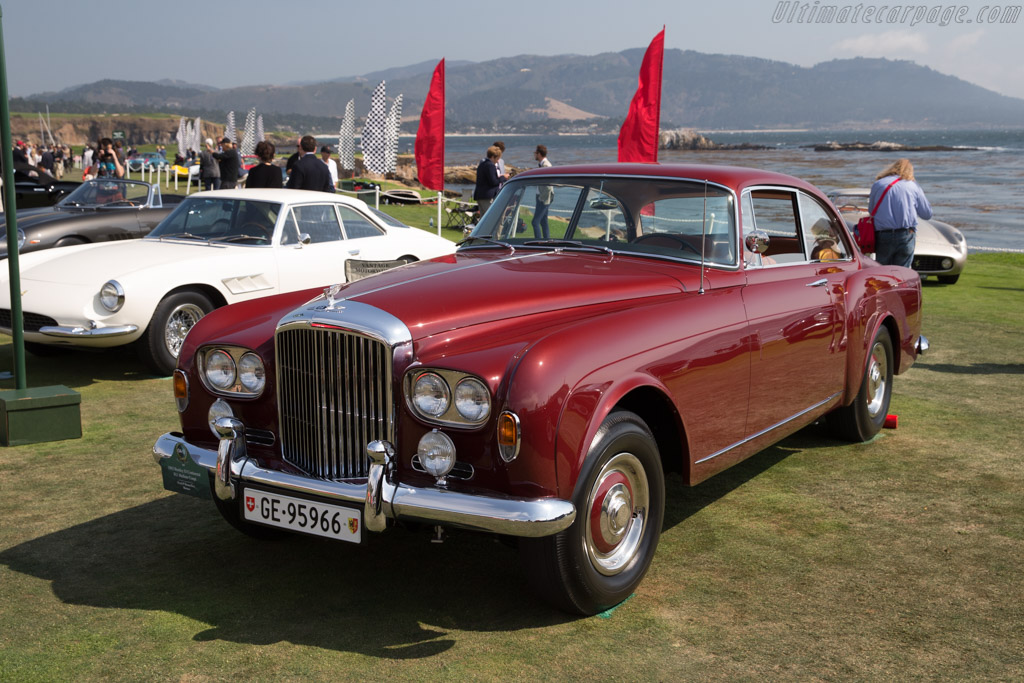 Bentley S3 Continental Mulliner Coupe - Chassis: BC52LXA - Entrant: Fred & Donna Kriz  - 2017 Pebble Beach Concours d'Elegance