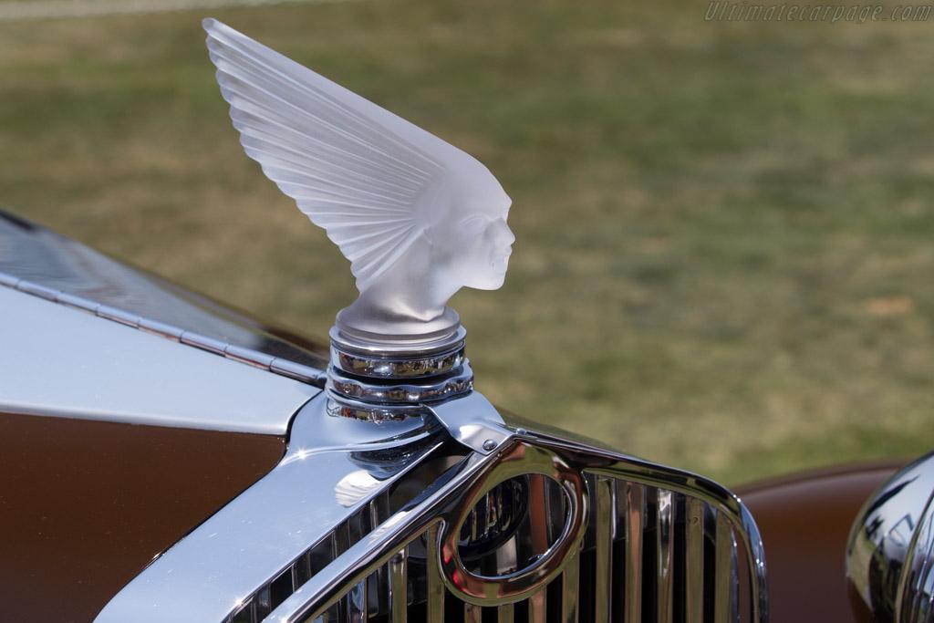 Delage D8 S Fernandez & Darrin Cabriolet - Chassis: 38229 - Entrant: John Rich Jr.  - 2017 Pebble Beach Concours d'Elegance