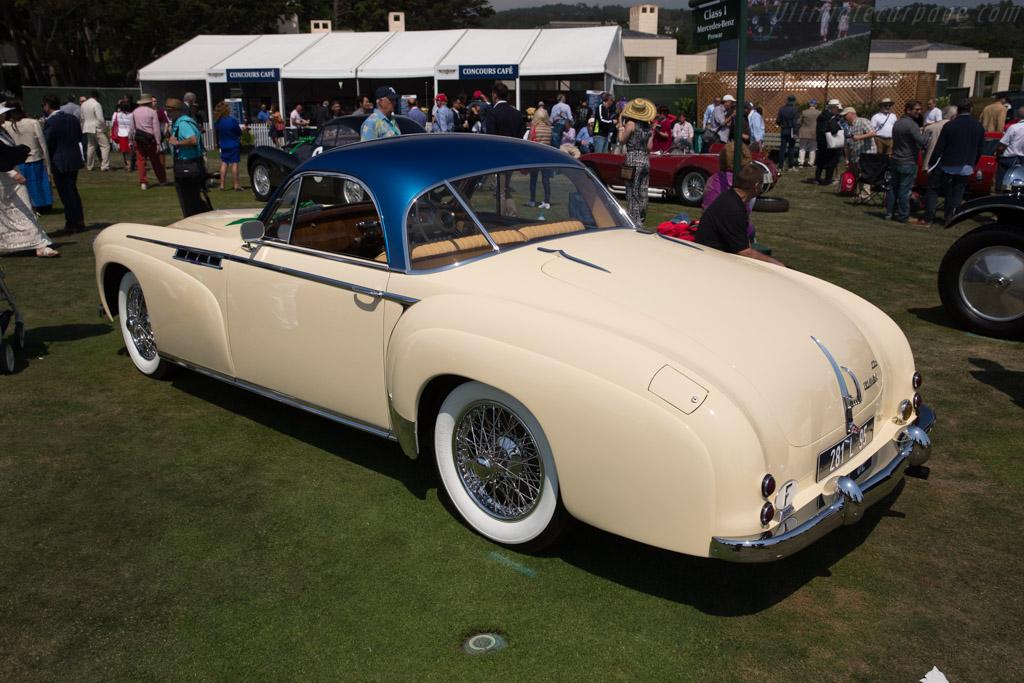 Delahaye 235 Chapron Coupe - Chassis: 818040 - Entrant: Teresa & David Disiere  - 2017 Pebble Beach Concours d'Elegance