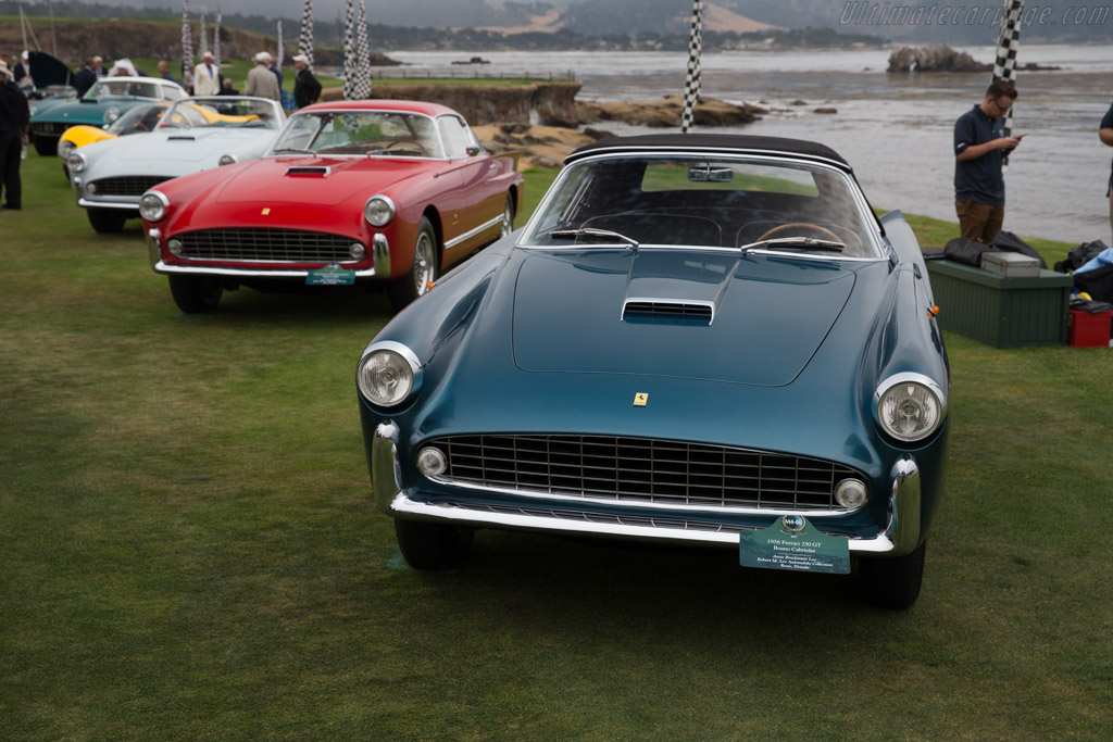 Ferrari 250 GT Boano Cabriolet - Chassis: 0461GT - Entrant: Anne Brockington Lee / Robert M. Lee Automobile Collection  - 2017 Pebble Beach Concours d'Elegance