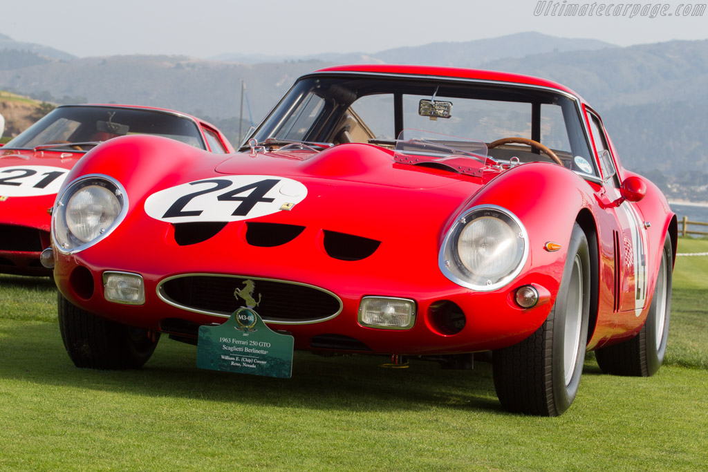 Ferrari 250 GTO - Chassis: 4293GT - Entrant: Chip Connor  - 2017 Pebble Beach Concours d'Elegance