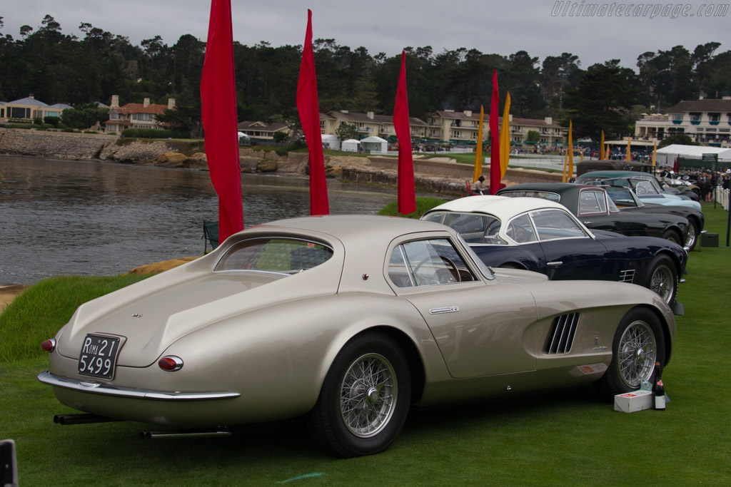 Ferrari 375 MM Pinin Farina Berlinetta - Chassis: 0456AM - Entrant: The Golomb Family Trust  - 2017 Pebble Beach Concours d'Elegance