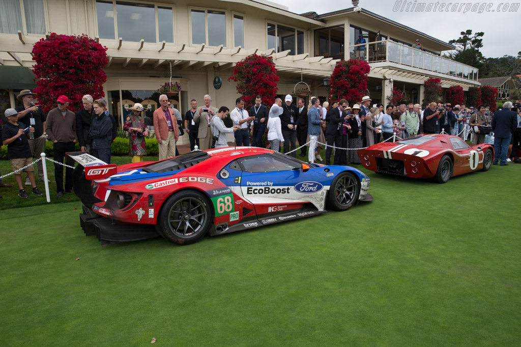 Ford GT    - 2017 Pebble Beach Concours d'Elegance