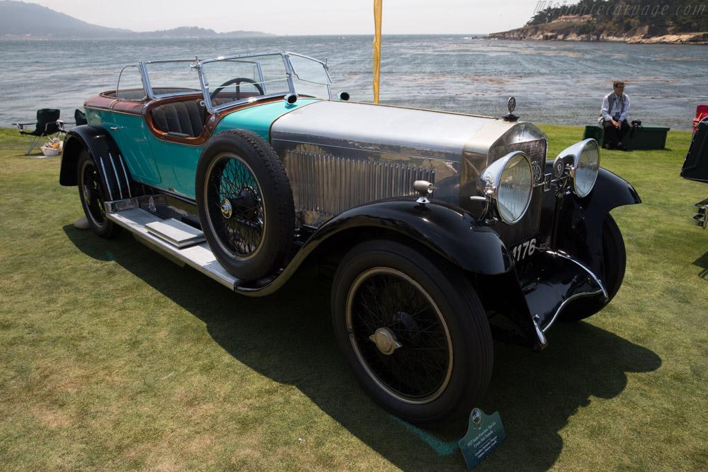 Isotta Fraschini 8A Cesare Sala Torpedo  - Entrant: Canadian Automotive Museum  - 2017 Pebble Beach Concours d'Elegance