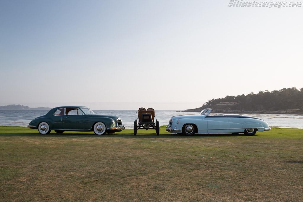 Isotta Fraschini Chassis  - Entrant: Collezione Lopresto  - 2017 Pebble Beach Concours d'Elegance