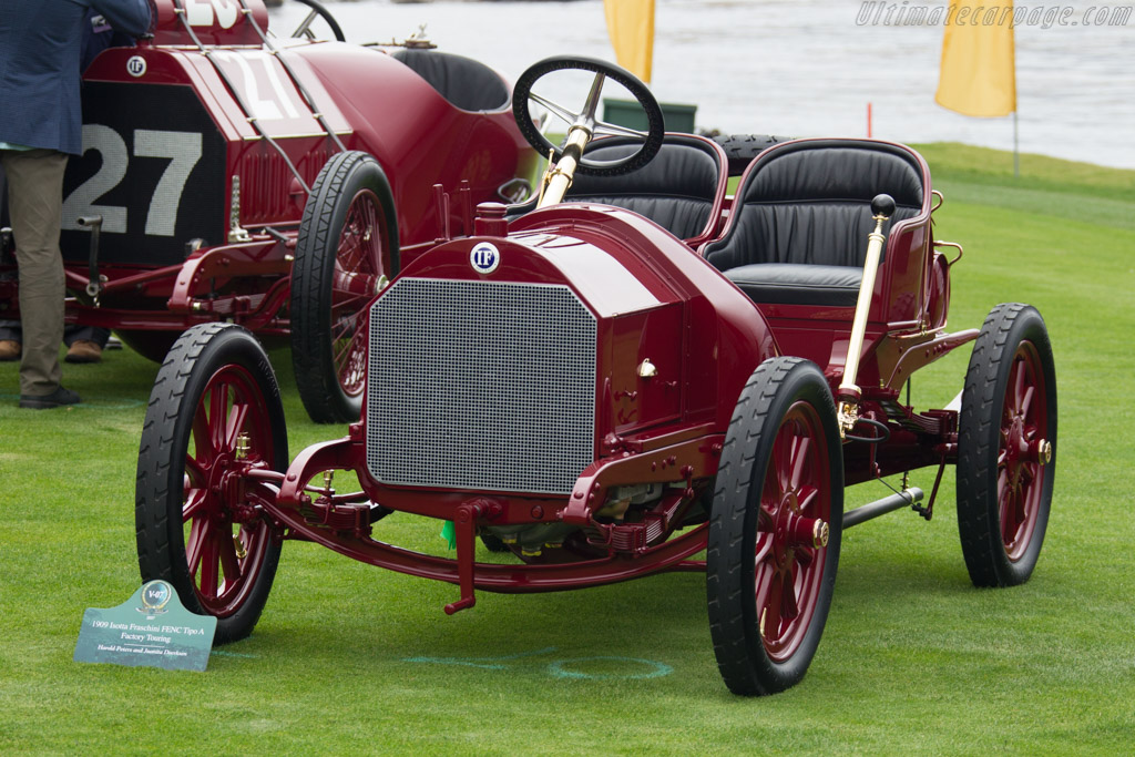 Isotta Fraschini FENC Tipo A - Chassis: 6023 - Entrant: Harold Peters and Juanita Doerksen  - 2017 Pebble Beach Concours d'Elegance
