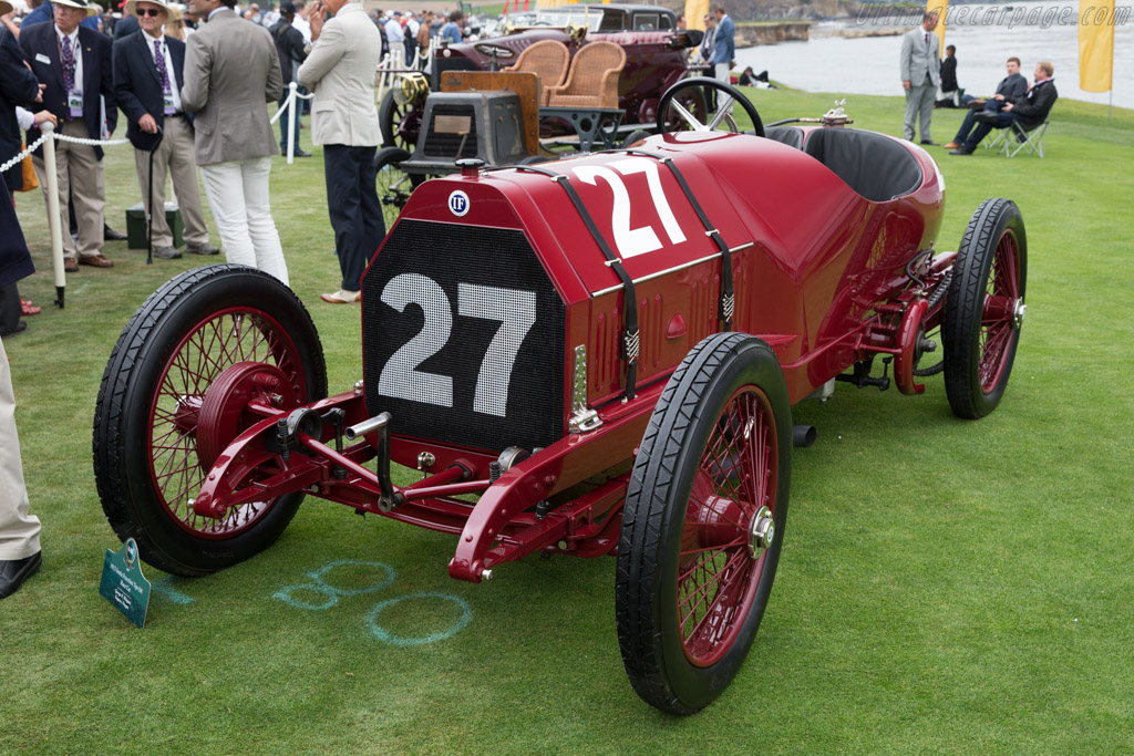 Isotta Fraschini IM Race Car  - Entrant: George Wingard  - 2017 Pebble Beach Concours d'Elegance