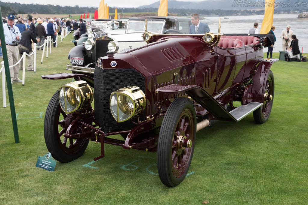 Isotta Fraschini Tipo KM4 Tourer  - Entrant: The Keller Collection at The Pyramids  - 2017 Pebble Beach Concours d'Elegance