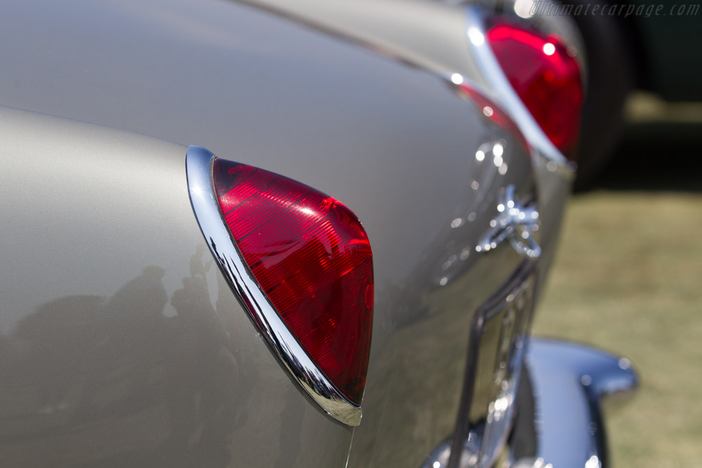 Jaguar XK120 SE Pinin Farina Coupe - Chassis: S675360 - Entrant: Classic Motor Cars ltd.  - 2017 Pebble Beach Concours d'Elegance