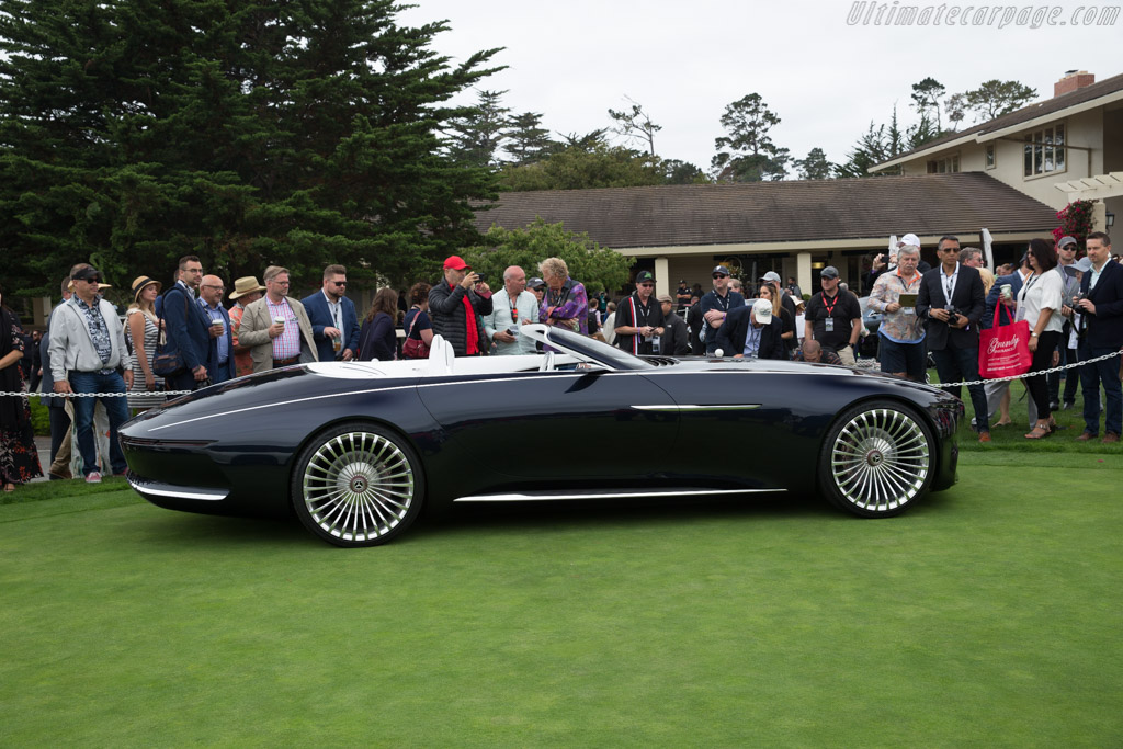 Mercedes-Maybach Vision 6 Cabriolet    - 2017 Pebble Beach Concours d'Elegance