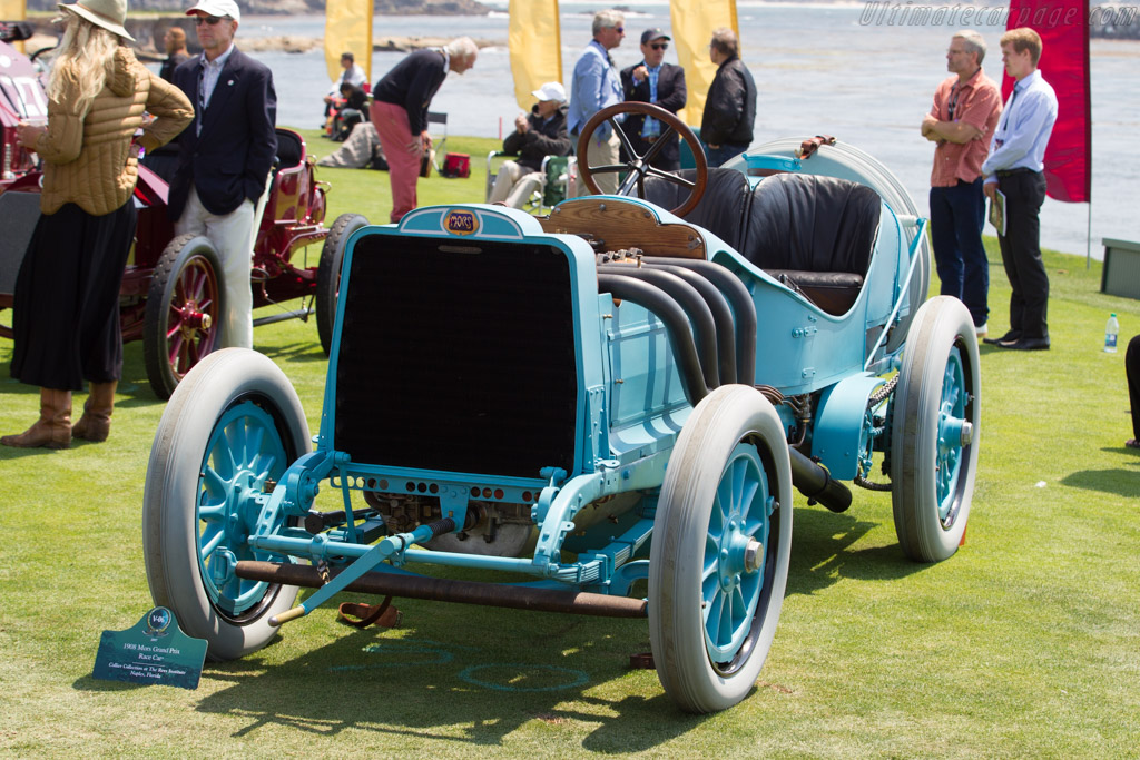 Mors Grand Prix - Chassis: 48 - Entrant: Collier Collection at the Revs Institute  - 2017 Pebble Beach Concours d'Elegance