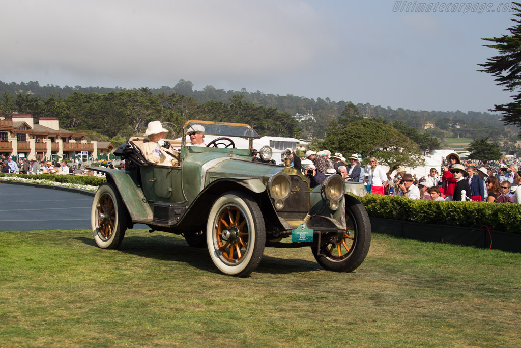Packard 2-38 Six Runabout  - Entrant: Allen Strong  - 2017 Pebble Beach Concours d'Elegance