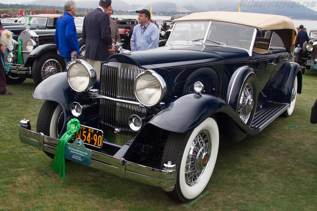Packard 904 Deluxe Eight Dietrich Sport Phaeton  - Entrant: Sameul Lehrman  - 2017 Pebble Beach Concours d'Elegance