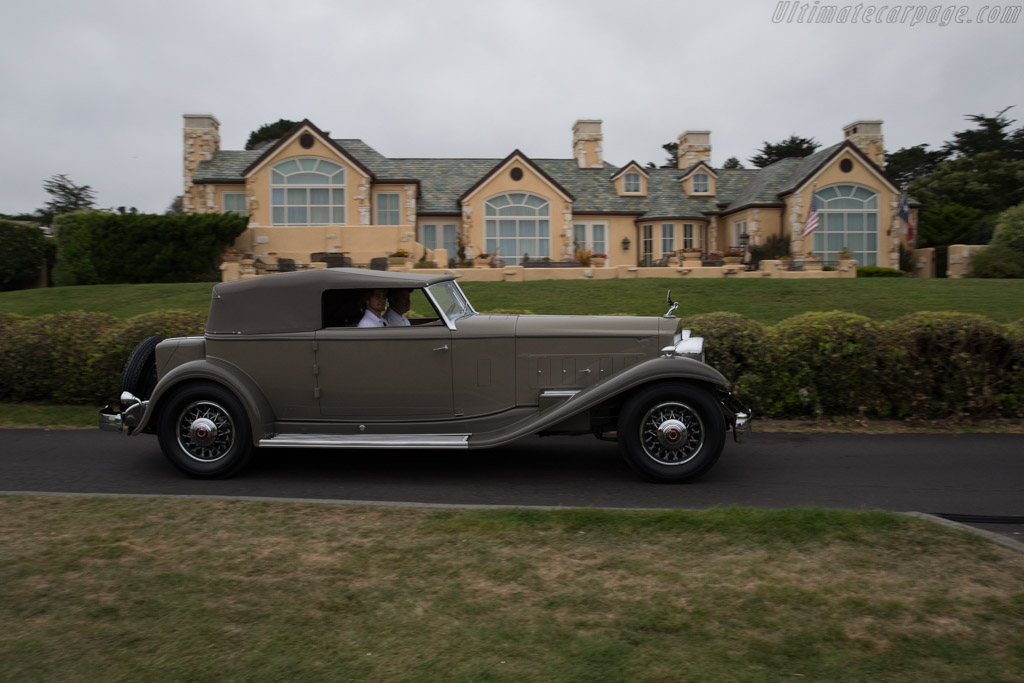 Packard 906 Twin Six Dietrich Convertible Victoria  - Entrant: Chip Connor  - 2017 Pebble Beach Concours d'Elegance