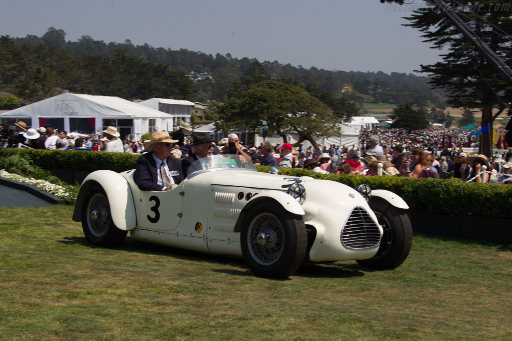 Parkinson Jaguar Special  - Entrant: Terry Buffum  - 2017 Pebble Beach Concours d'Elegance
