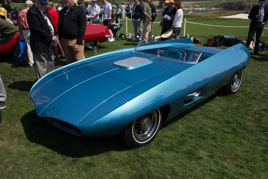 Pontiac Vivant Herby Adams Roadster  - Entrant: Mark & Newie Brinker  - 2017 Pebble Beach Concours d'Elegance