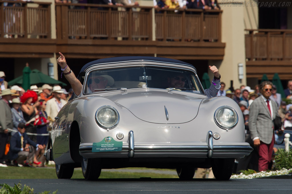 Porsche 356 Reutter Cabriolet - Chassis: 15040 - Entrant: Robert Ingram / The Ingram Collection  - 2017 Pebble Beach Concours d'Elegance