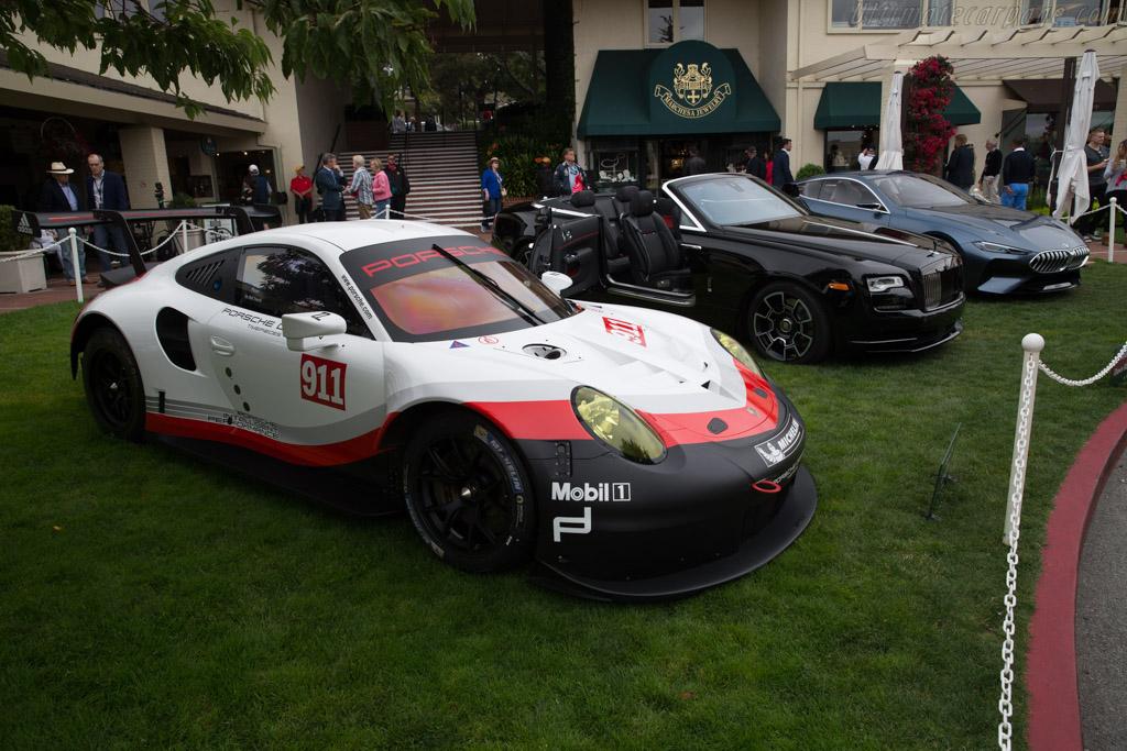 Porsche 911 RSR    - 2017 Pebble Beach Concours d'Elegance