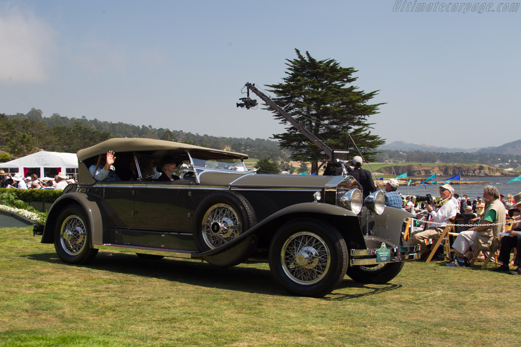 Rolls-Royce Phantom I Brewster Ascot Tourer  - Entrant: Jay & Christina Moore  - 2017 Pebble Beach Concours d'Elegance