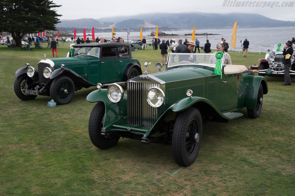 Rolls-Royce Phantom II Continental James Young Tourer - Chassis: 20MS - Entrant: Mark J. Smith  - 2017 Pebble Beach Concours d'Elegance