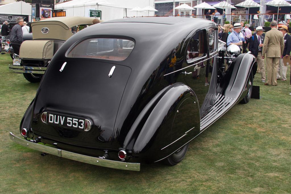 Rolls-Royce Phantom III Mulliner Sport Limousine - Chassis: 3AX79 - Entrant: Mr. & Mrs. Henry Robet  - 2017 Pebble Beach Concours d'Elegance