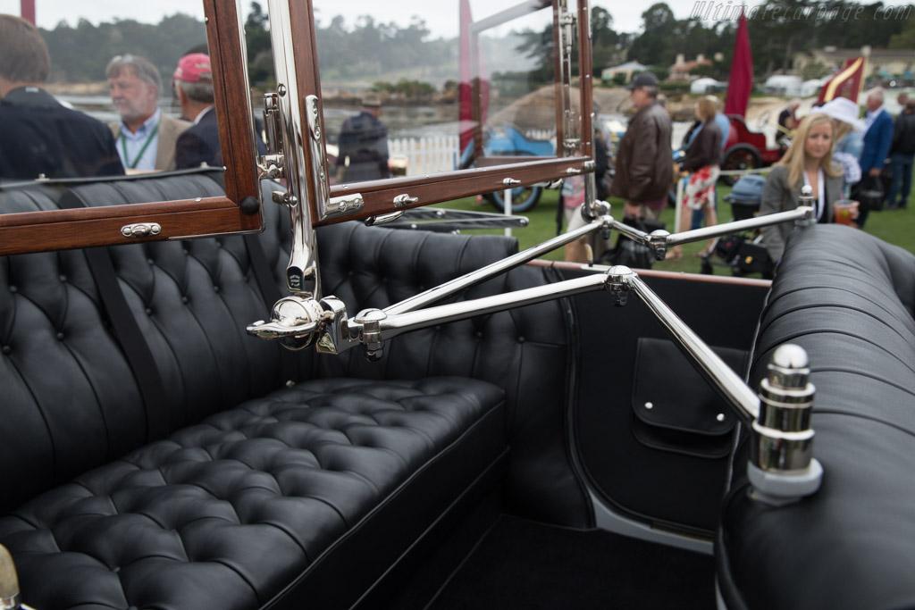 Rolls-Royce Silver Ghost Barker Torpedo  - Entrant: Charlie Nearburg  - 2017 Pebble Beach Concours d'Elegance