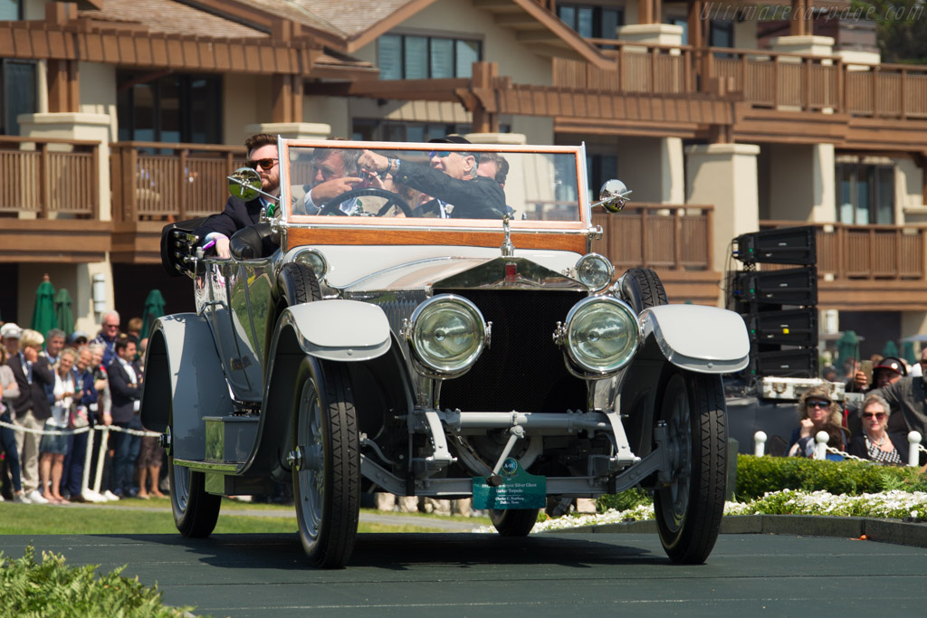 Rolls-Royce Silver Ghost Barker Torpedo  - Entrant: Charlie Nearburg  - 2017 Pebble Beach Concours d'Elegance